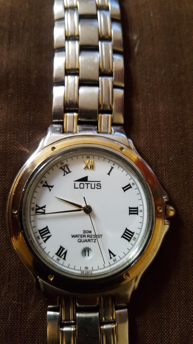 reloj lotus de hombre cristal de zafiro. Cargando zoom. ac6c28280ce7