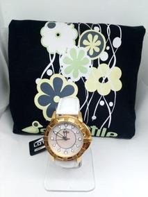 9cf9e23a147d Reloj Lotus De Mujer 15859 1 + Playera Dama De Regalo