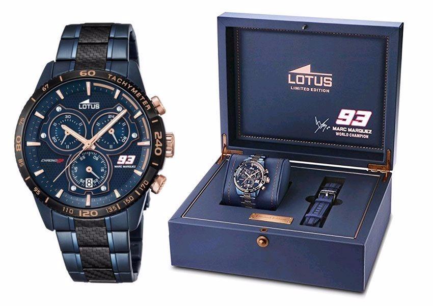 98a1c649adf2 Reloj Lotus Marc Márquez Limited Edition 18330 1 Hombre -   18.900 ...
