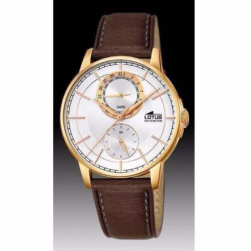 3143ee3f67e0 Reloj Lotus Minimalist 18324 1 Hombre