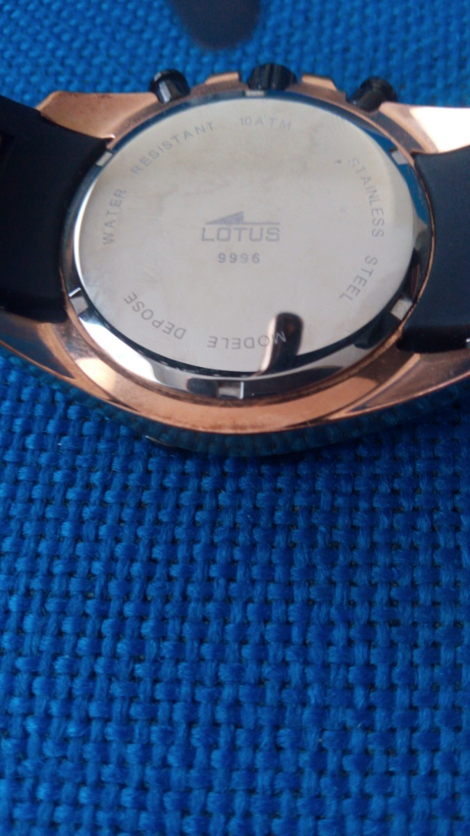 a410bf28c769 reloj lotus modele depose 9996. original. Cargando zoom.