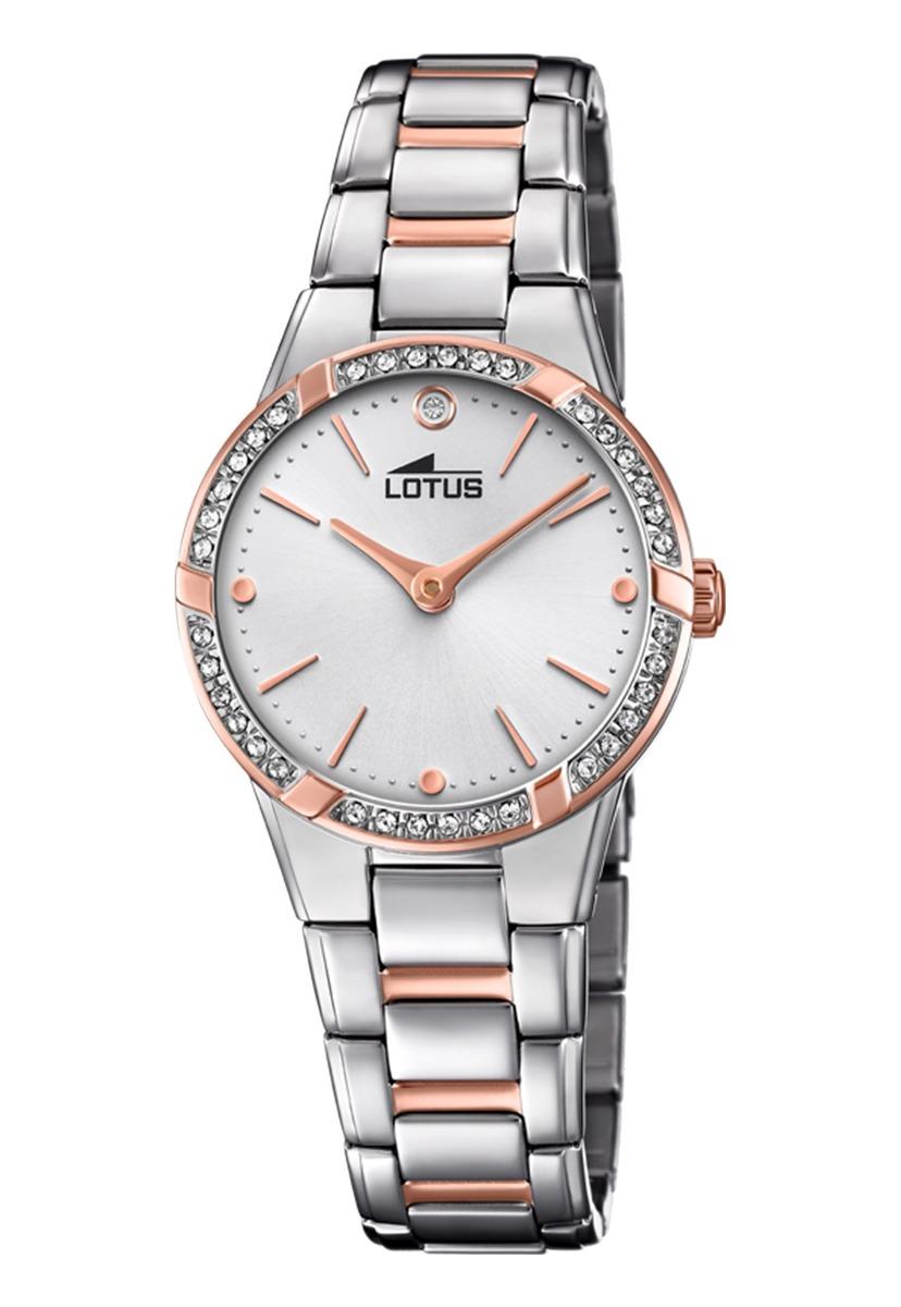 e7b69b7c5da7 Características. Marca Lótus  Modelo Reloj 18455 2 Blanco Lotus Mujer ...