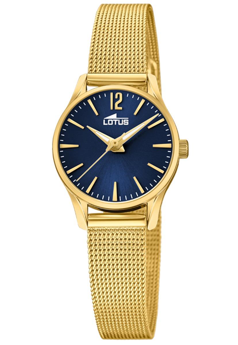 a58950acef1e Características. Marca Lótus  Modelo Reloj 18572 3 Dorado Lotus Mujer  Revival ...