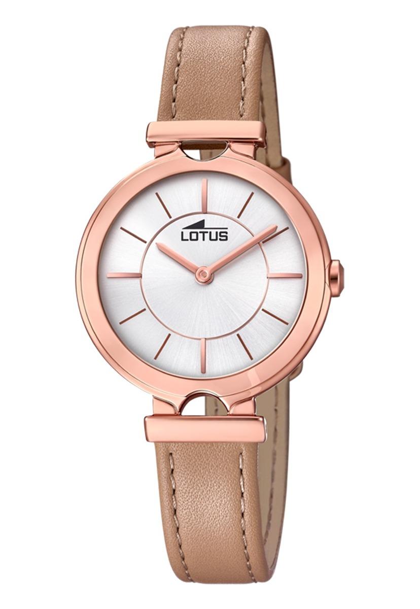 402c3ea3d89b Características. Marca Lótus  Modelo Reloj 18453 1 Blanco Lotus Mujer ...