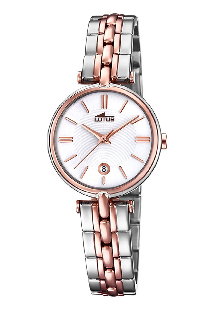 e5314d255be6 Características. Marca Lótus  Modelo Reloj 18457 2 Blanco Lotus Mujer ...