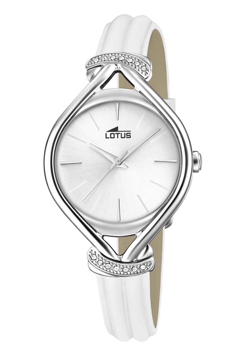 80928874a654 Características. Marca Lótus  Modelo Reloj 18399 1 Blanco Lotus Mujer ...