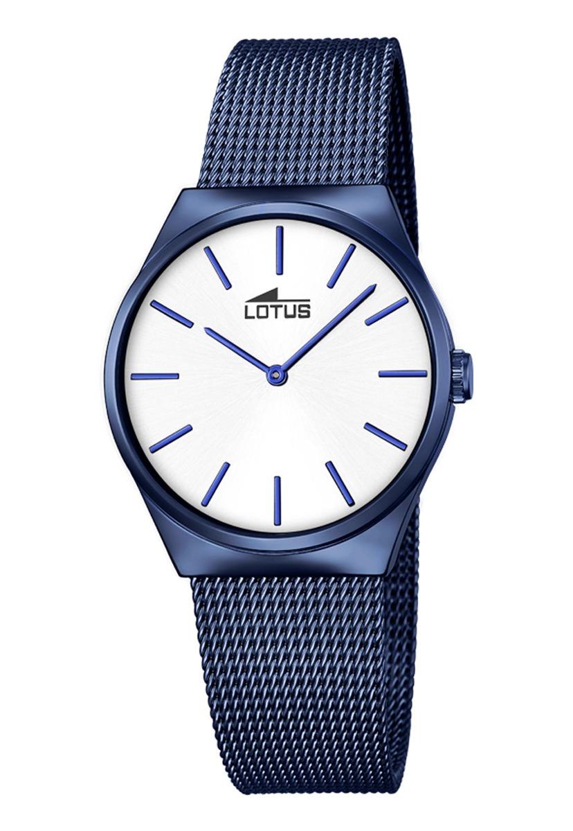 acd979481c5e Reloj 18290 1 Azul Lotus Mujer The Couples -   131.000 en Mercado Libre