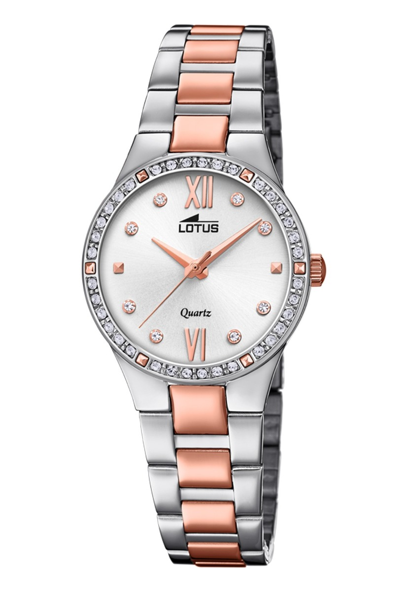 69a167f307ee Características. Marca Lótus  Modelo Reloj 18461 2 Blanco Lotus Mujer ...