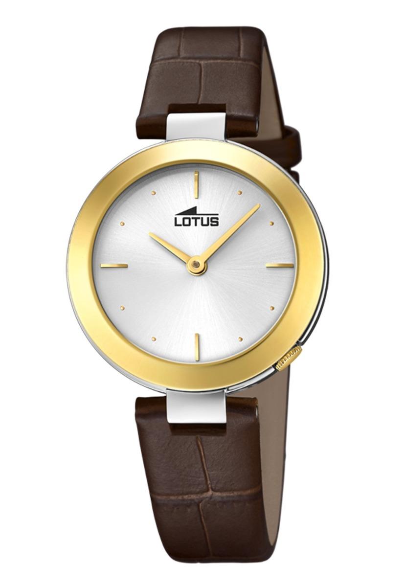 d50684143d51 Características. Marca Lótus  Modelo Reloj 18484 1 Blanco Lotus Mujer  Minimalist ...