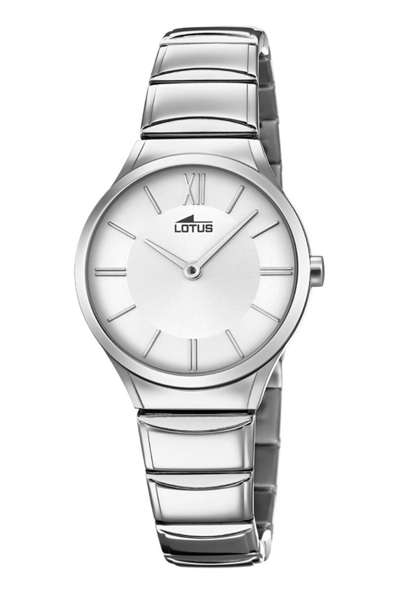 a2ab633f8016 Características. Marca Lótus  Modelo Reloj 18488 1 Blanco Lotus Mujer  Minimalist ...