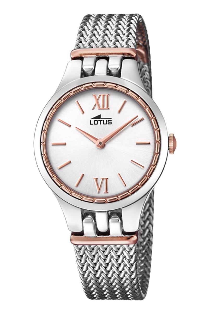 0c5253cd7608 Características. Marca Lótus  Modelo Reloj 18447 2 Blanco Lotus Mujer ...