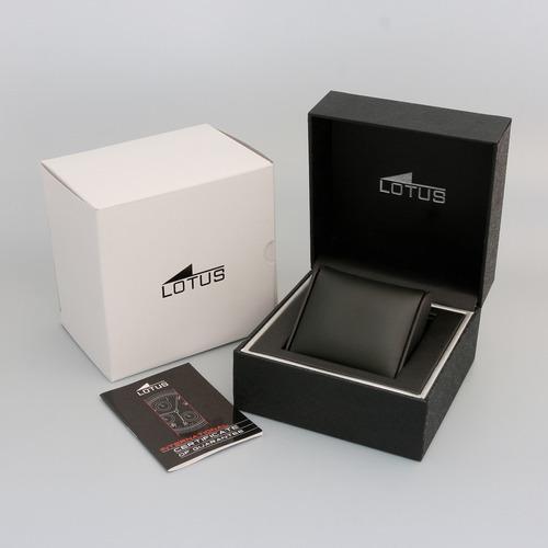 reloj lotus nuevo super oferta 9985/4