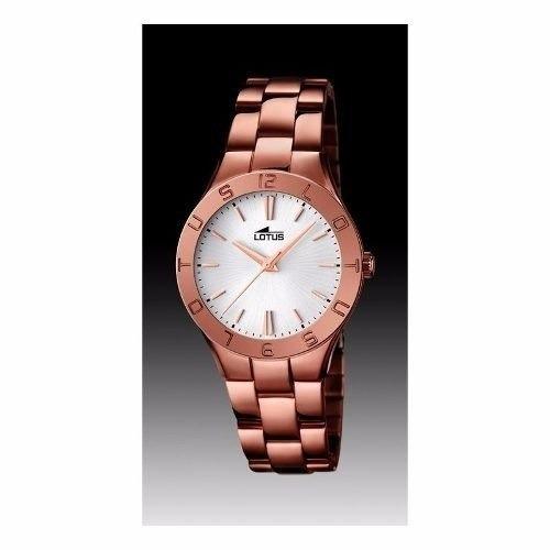 reloj lotus trendy 15997/1 mujer   original envío gratis