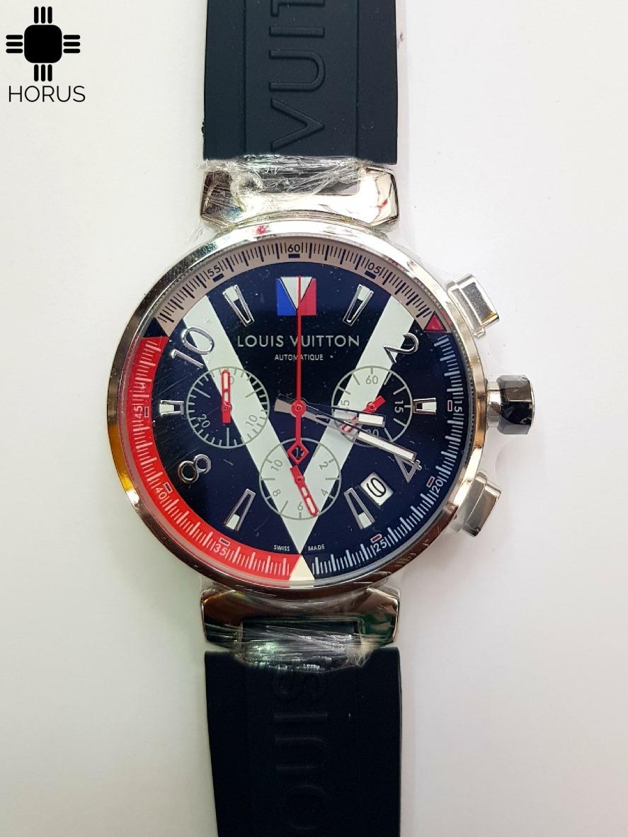20ffb2649 Reloj Louis Vuitton Horus - $ 5,000.00 en Mercado Libre