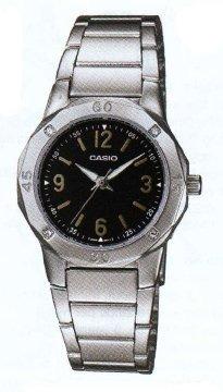 reloj ltp-1301d-1adr - ww plateado