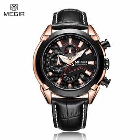 116ebc69d526 Relojes Pulsera Masculinos MEGIR en Mercado Libre Perú