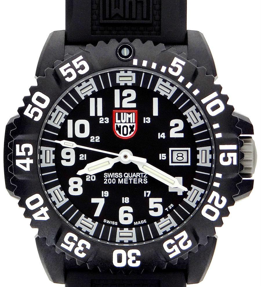 distribuidor mayorista 6157d d762e Reloj Luminox 3051 Seal - Garantía Oficial 2 Años