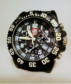 los recién llegados 9b5f0 e0e69 Reloj Luminox Serie 3080. Con Su Estuche Y Manual.