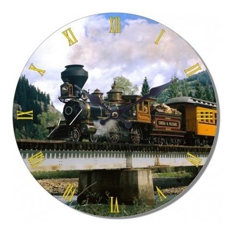 reloj madera florida, autos, f1, camiones, combi, vw / runn