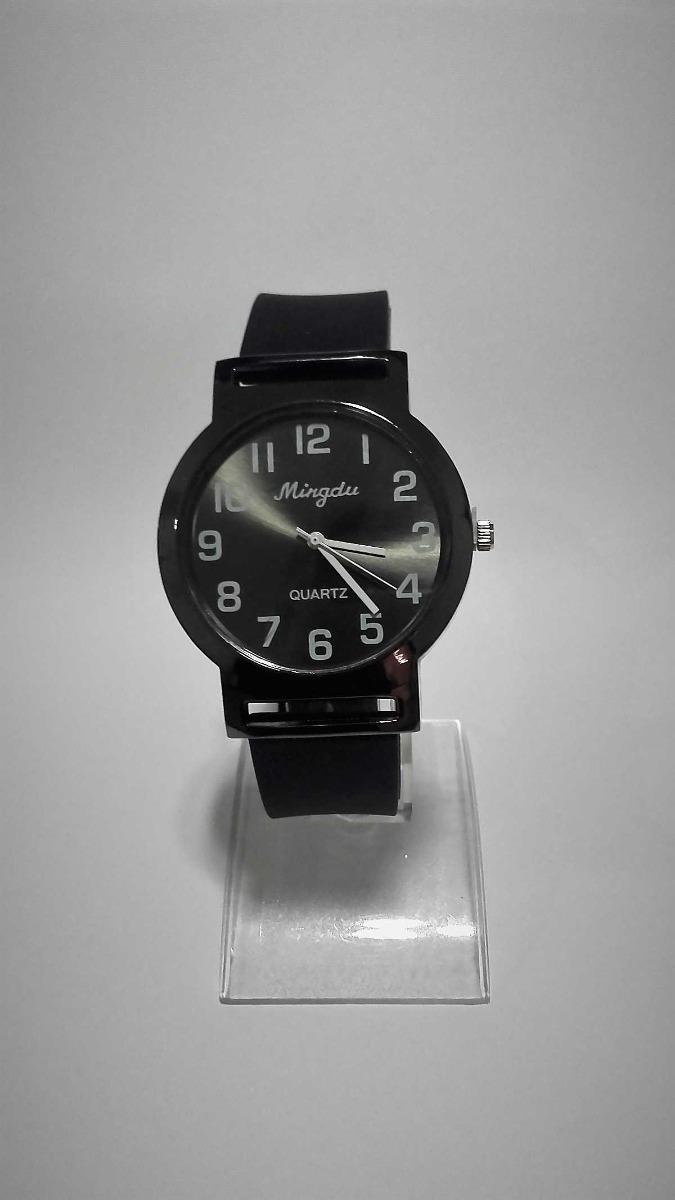 Reloj Malla Silicona Marco Metalico Anodizado X Mayor X 5 - $ 500,00 ...