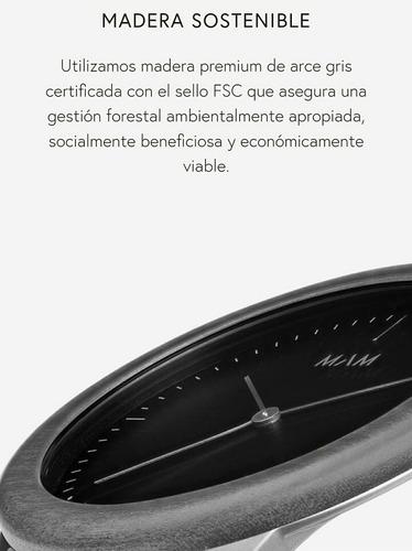 reloj mam originals | materiales premium
