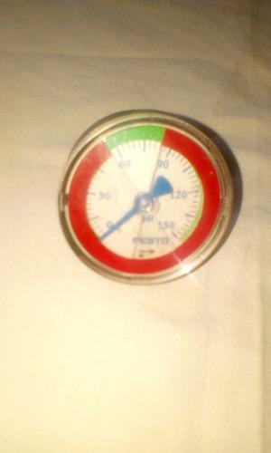 reloj manómetro de presión   festo