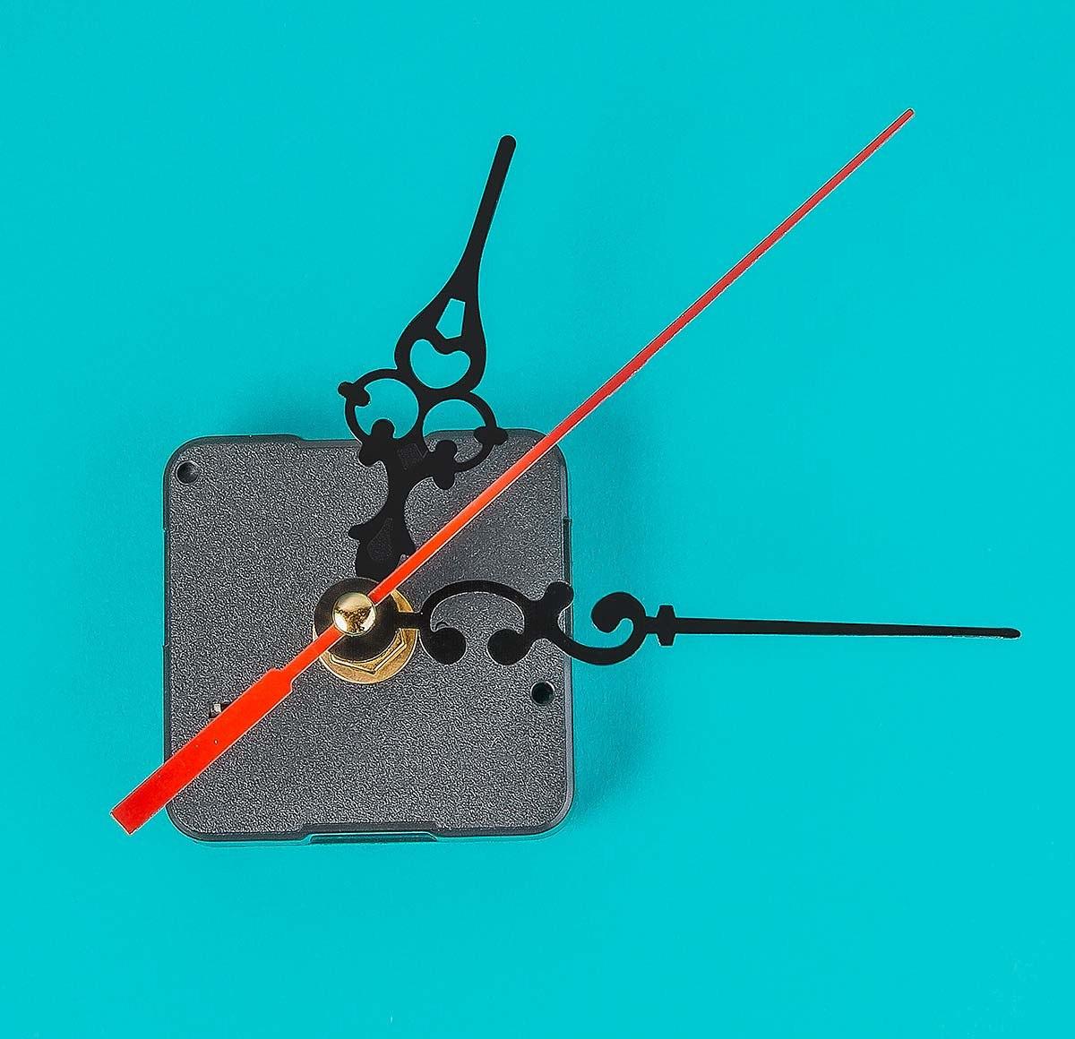 Reloj maquinaria para reloj de pared en mercado libre - Mecanismo para reloj de pared ...