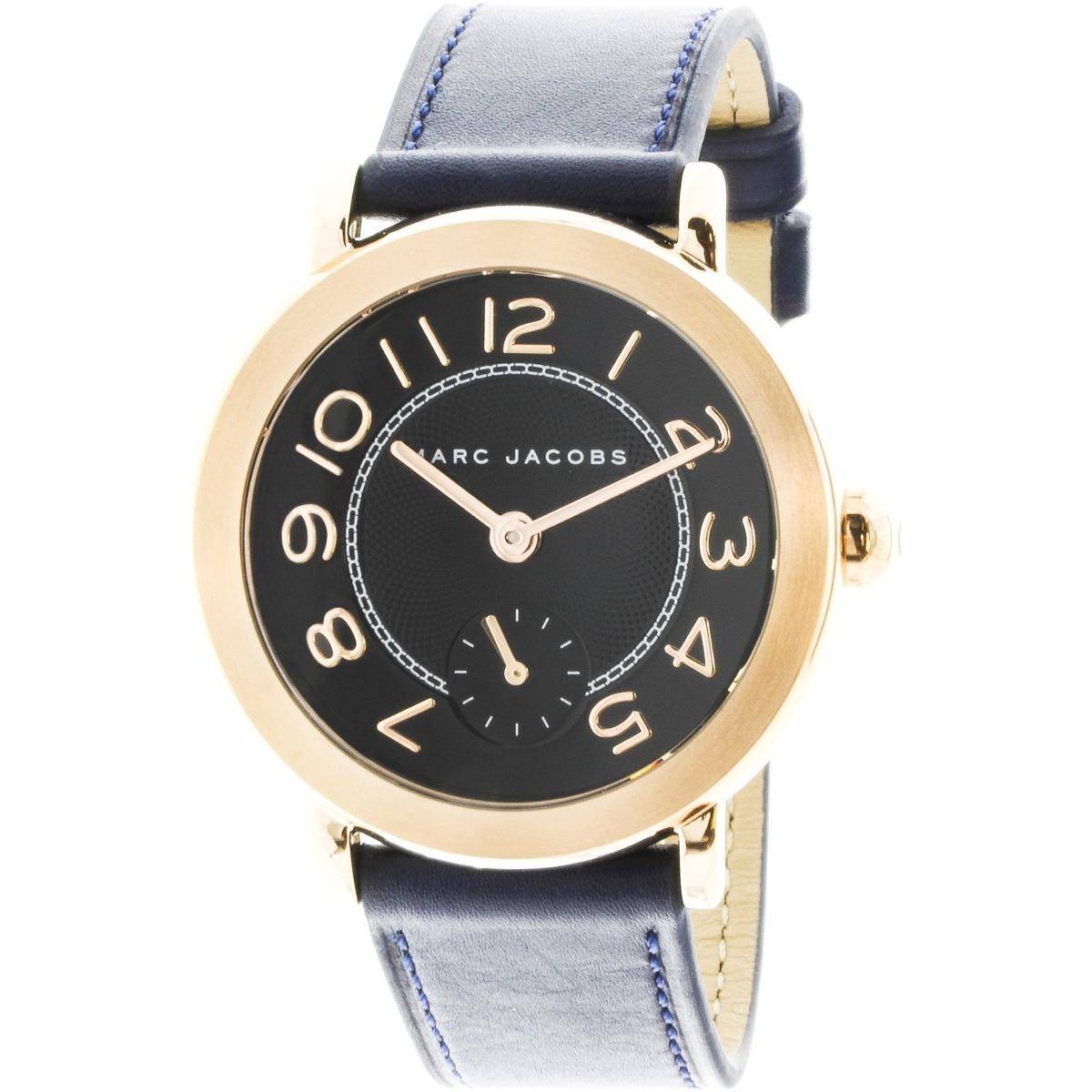 Marc Caja Jacobs Mj1575 Reloj Mujer Para En Riley Acero 3RL45Ajcq