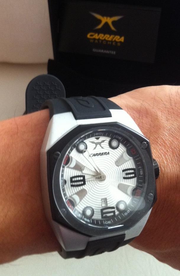 46ccdaa936 Reloj Marca Carrera Modelo Cool3 Envio Gratis !!! - $ 1,450.00 en ...