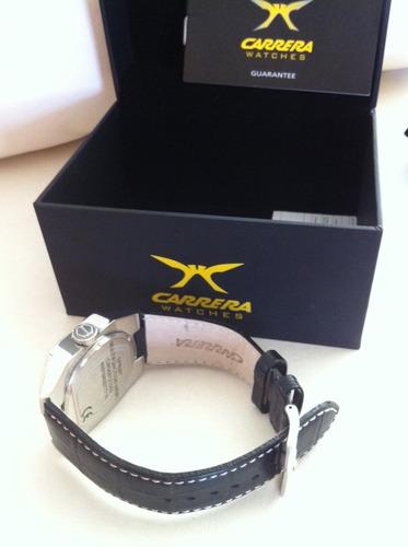 reloj marca carrera modelo dachau cronograph envio gratis !!