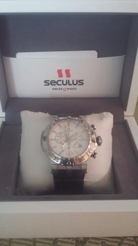 reloj marca fino suizoseculus