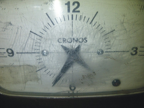reloj marcador de tarjetas crono antiguedades decoracion