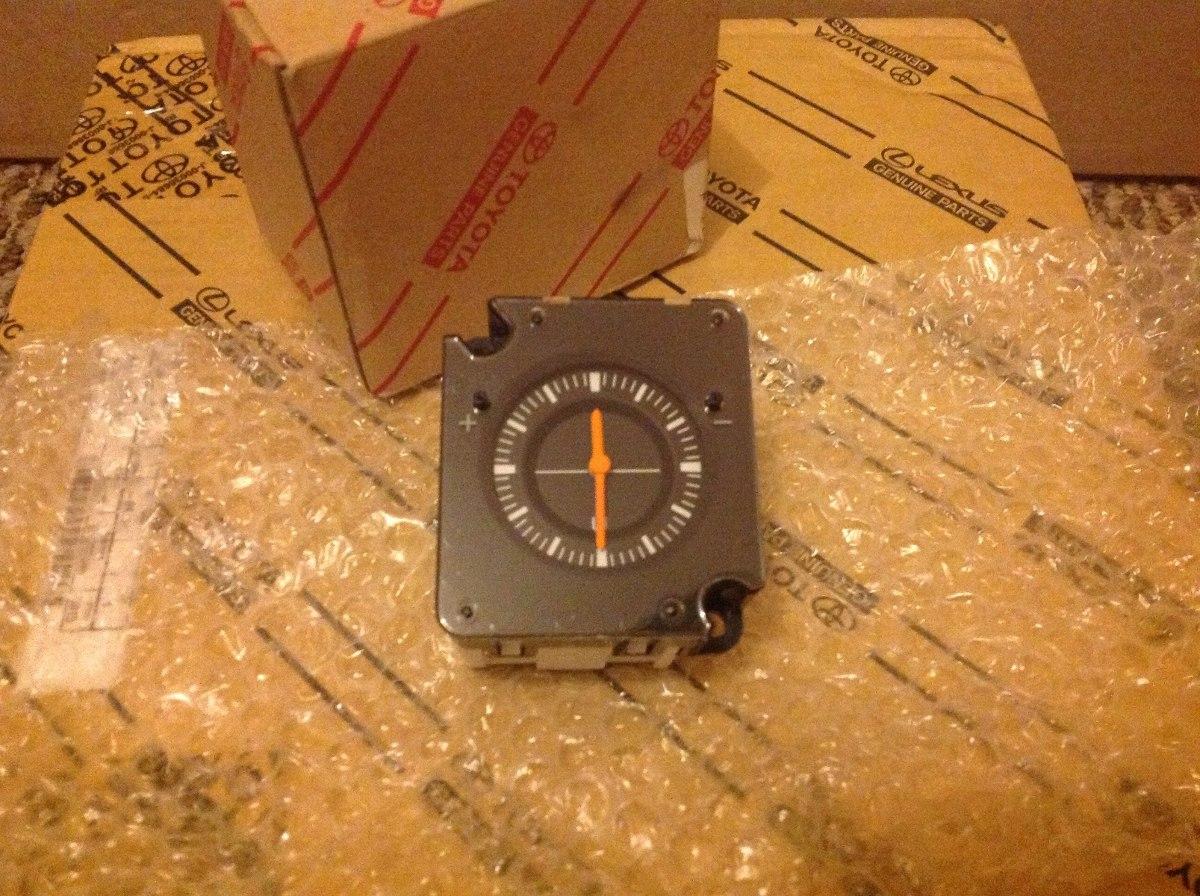 Reloj Marco Tablero Toyota Prado Original Nuevo Genuino - U$S 95,00 ...