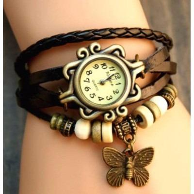 reloj mariposa para mujer