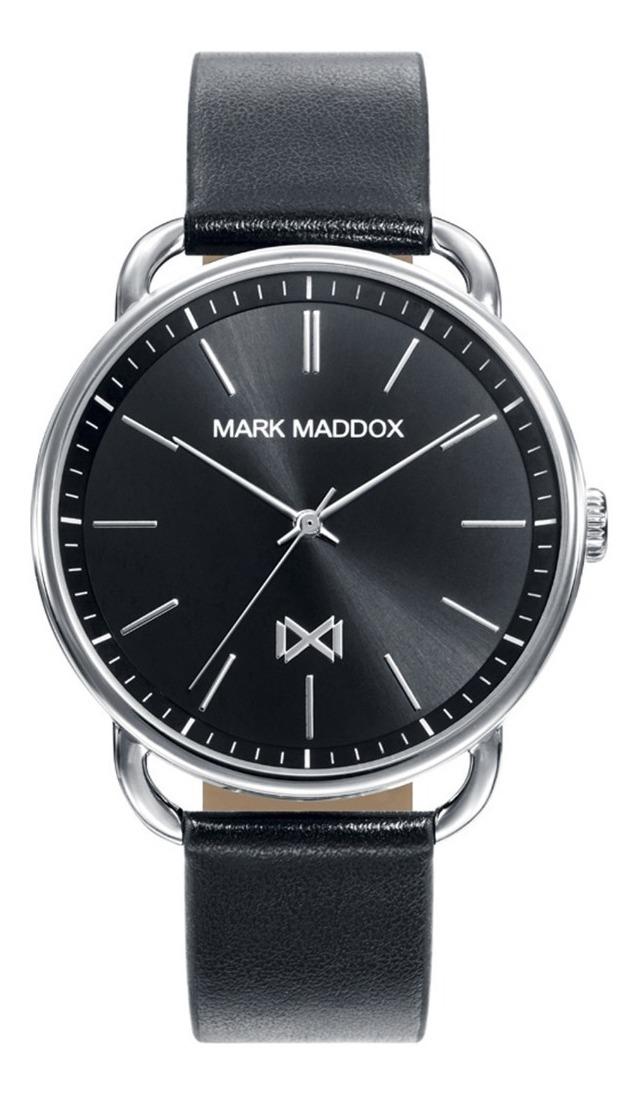 comprar popular ceeeb e4267 Reloj Mark Maddox Hombre De Lujo En Cuero