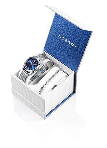 reloj mas viceroy next pulsera 40111135 blue child