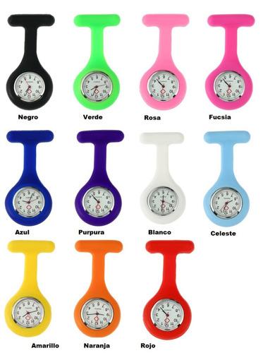 reloj mayoreo enfermera broche medico moda mujer b016 pz
