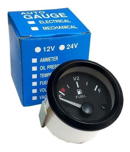 reloj medidor combustible electr. con flotador - cymaco