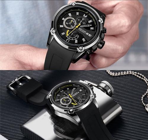 reloj megir deportivo para hombre reloj de cuarzo