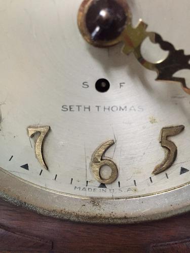 reloj mesa antiguo