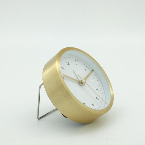 reloj mesa decoración