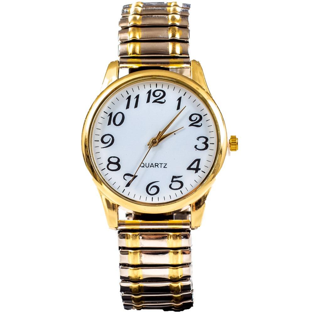 7a6d7334bbc6 Reloj - M h - Elegante - Metalico - Inoxidable - Plateado do -   155 ...