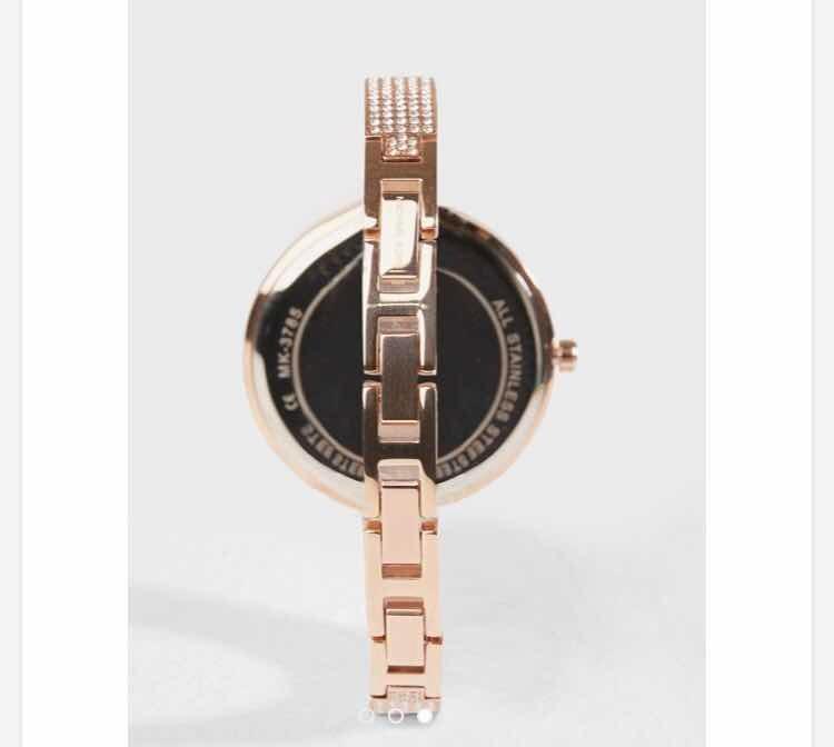 1d05a8f9f1f3 Reloj Michael Kors Mk! Único En El Sitio!!!! Oro Rosa Mk3785 ...