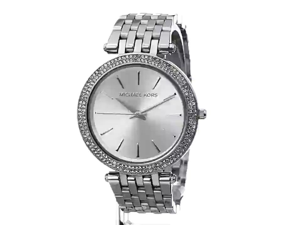 Mk3190 Reloj Tono Plateado Darci Michael Kors De La Moda -   572.016 en  Mercado Libre ae90d2ced902