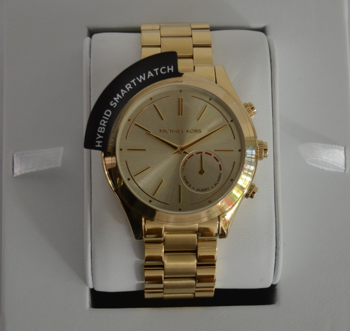 Michael Access Reloj Oro Kors Hibrid Smartwatch c45RSAjL3q