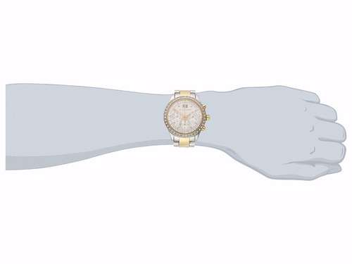 reloj michael kors brinkley mk6188 mujer