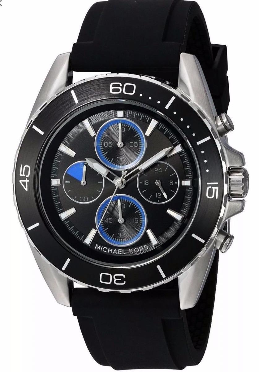bastante agradable 6a984 92c5b Reloj Michael Kors Caballero Original Mk8485 El Mejor Precio