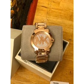 Reloj Michael Kors Color Oro Rosado