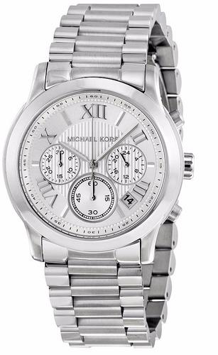 reloj michael kors cooper acero inoxidable mujer mk6273