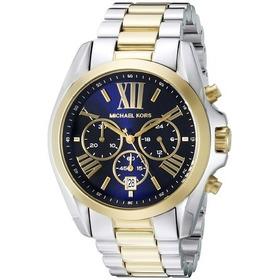 Reloj Michael Kors Cronógrafo Para Hombre Original